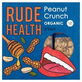 Rude Health Peanut Crunch