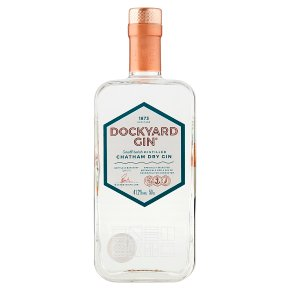 Copper Rivet Distillery Dockyard Gin