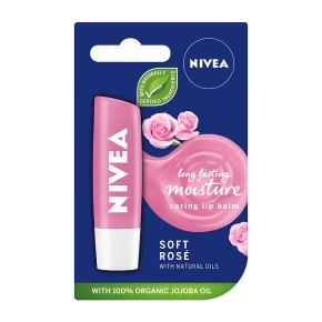 Nivea Soft Rosé Lip Balm