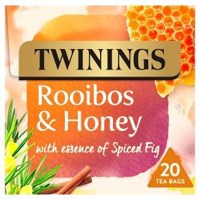 Twinings Rooibos & Honey 20 Tea Bags
