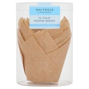 Cooks' Homebaking Tulip Wraps