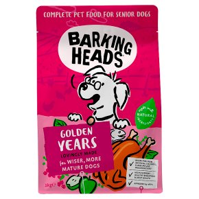 Barking Heads Golden Years