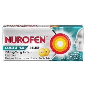 Nurofen Cold & Flu Relief