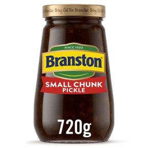 Branston Small Chunk Pickle