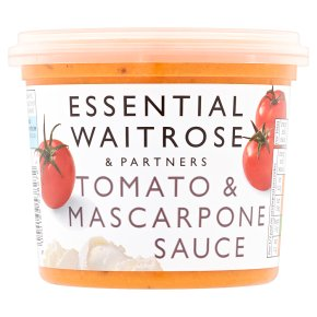 Essential Tomato and Mascarpone Sauce