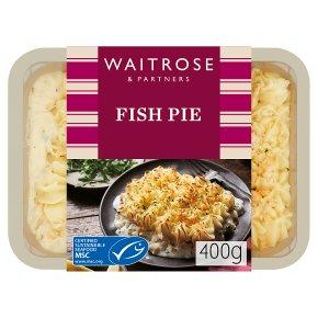 Waitrose Classics Fish Pie