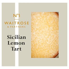 No.1 Sicilian Lemon Tart