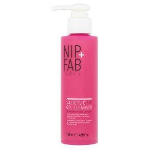 Nip+Fab Salicylic Fix Gel Cleanser