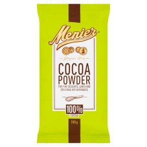Menier 100% Cocoa Powder