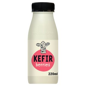 The Collective Berries Kefir Cultured Drink