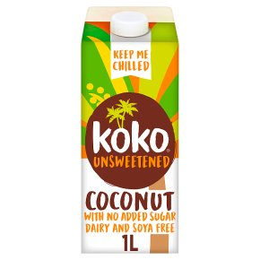 Koko Unsweetened Coconut Chilled Drink