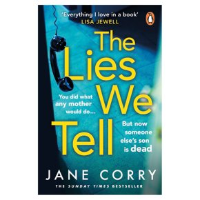 The Lies We Tell Jane Corry