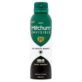 Mitchum Men Invisible Deodorant