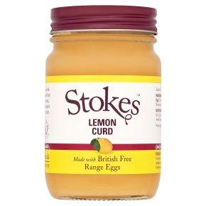 Stokes Lemon Curd