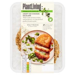 Plantlife: Crispy No Chicken Escalope
