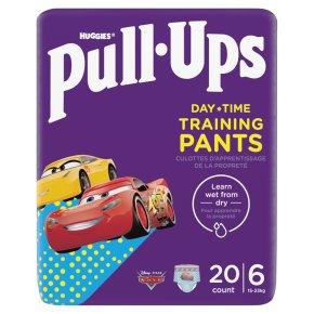 Huggies Pull-Ups Trainers Day Boy