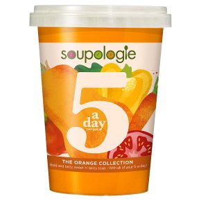 Soupologie 5 a Day Orange Collection