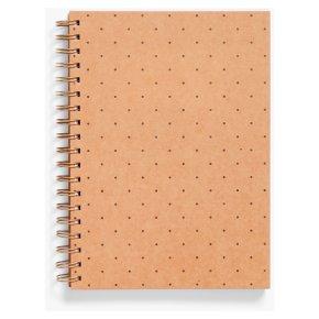 John Lewis B5 Kraft Notebook