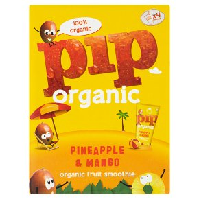 Pip Pineapple & Mango Fruit Smoothie