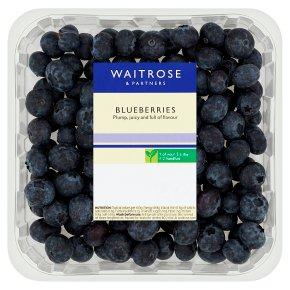 Waitrose Blueberries