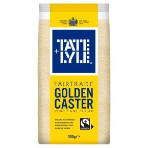 Tate & Lyle Fairtrade Golden Caster Sugar