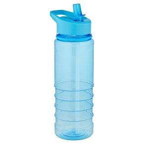 Waitrose Tritan bottle blue