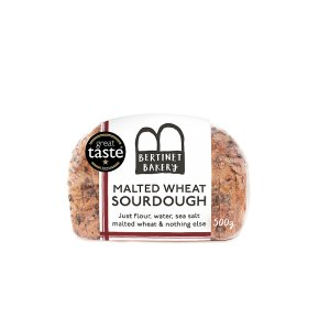 Bertinet Bakery Malted Wheat Sourdough Loaf