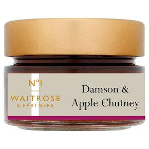 No.1 Damson & Apple Chutney