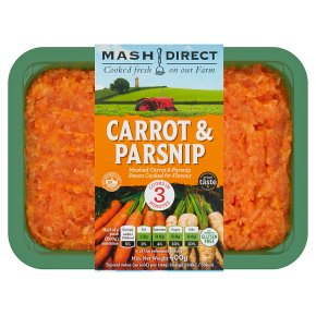 Mash Direct Carrot & Parsnip