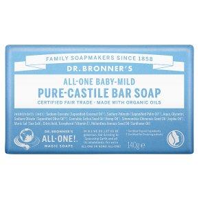 Dr. Bronner's Baby-Mild Bar Soap