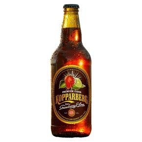 Kopparberg Strawberry & Lime Sparkling Fruit Cider Sweden