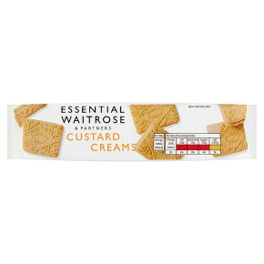Essential Custard Creams