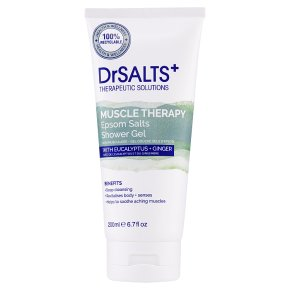 DrSalts Epsom Salts Therapy Shower Gel