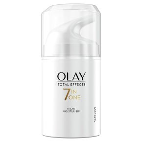 Olay total effects 7 night moisturiser