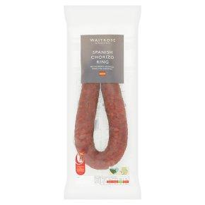 Waitrose Chorizo Ring