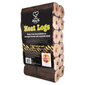 Big K Heat Logs