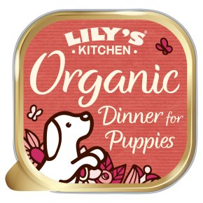 Lily's Kitchen Dinner for Puppies with Chicken & Veg