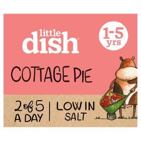 Little Dish cottage pie