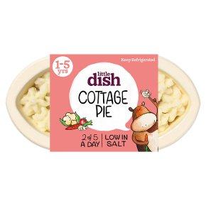 Little Dish British Beef & Veg Cottage Pie