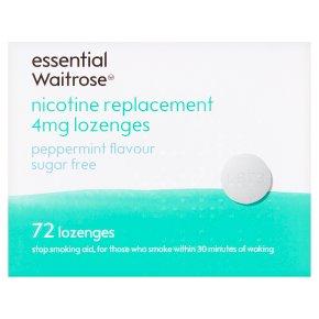 ESSENTIAL Nicotine Replacement Lozenges