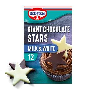 Dr.Oetker Giant Chocolate Stars