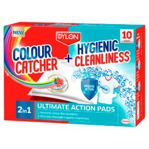 Dylon 2 in1 Colour Catcher + Hygienic Pads