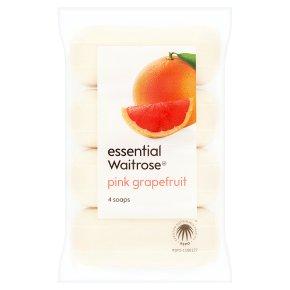 Essential Grapefruit Soaps