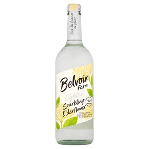 Belvoir Elderflower Pressé Light