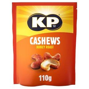 KP Honey Roast Cashews