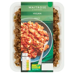 Waitrose Vegan Mince