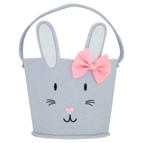 Waitrose Easter Bunny Felt Bucket