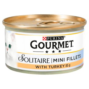 Gourmet Solitaire with Turkey