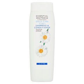 Essential Daily Care 2 in 1