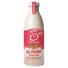 Innocent Dairy Free Almond Unsweetened Drink